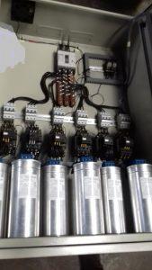 Capacitor bank