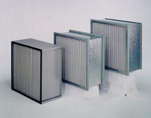 Jual hepa filter di kawasan industri budi texindo