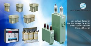 Jual capacitor bank