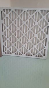 Distributor hepa filter
